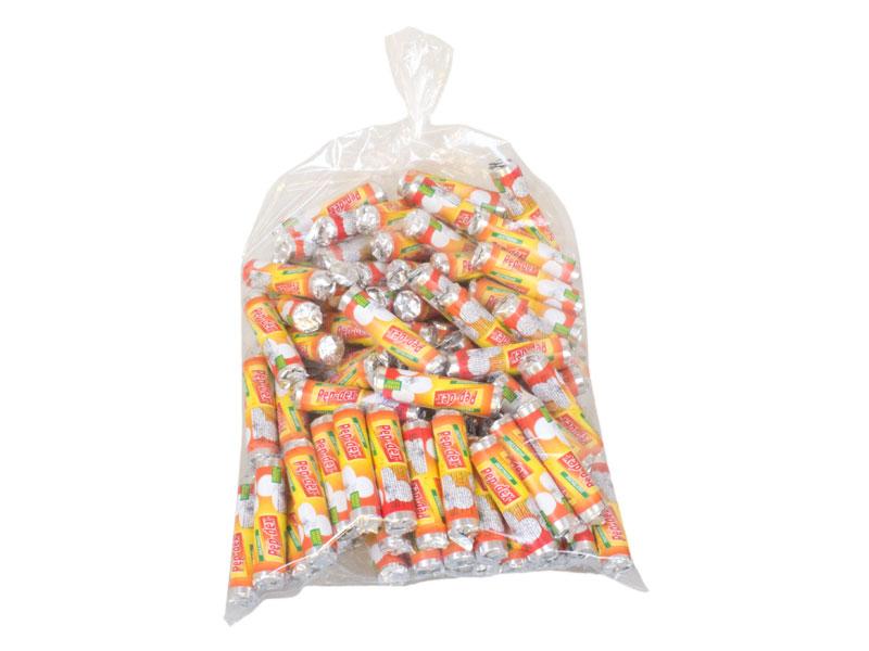 Fruit-mint rolls midi bulk 100 stuks