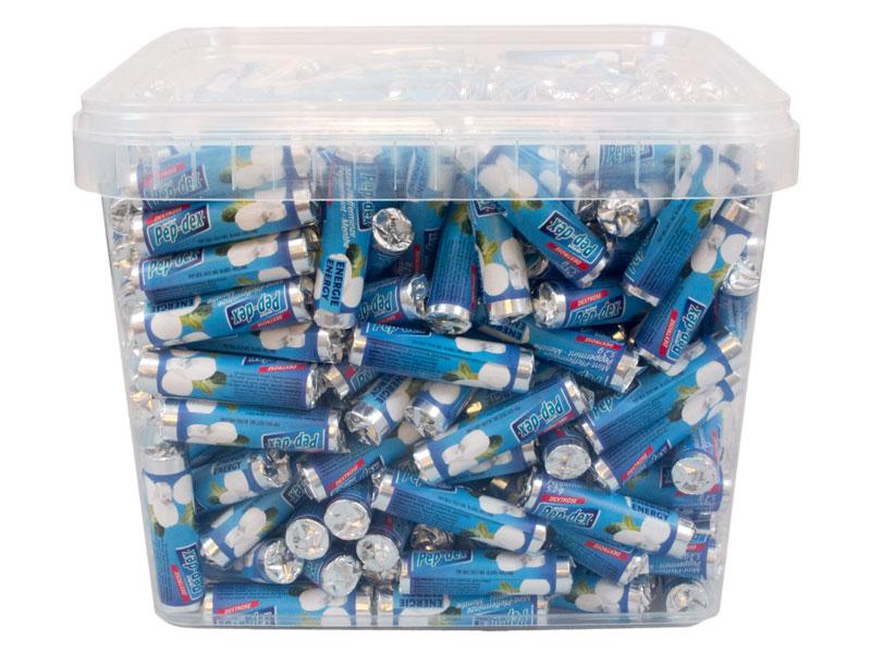 Mint rolletjes mini PPBox 400 stuks